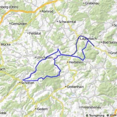 Landenhausen-Schotten-Runde