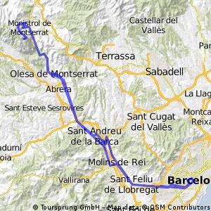 Montserrat simple