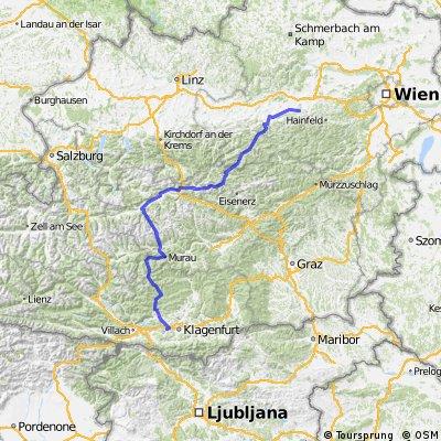 NÖ - Kärnten