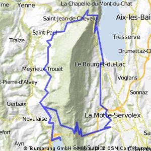 Col de l'Epine and Col du Chat