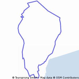Sandy Bay - Kingston Loop