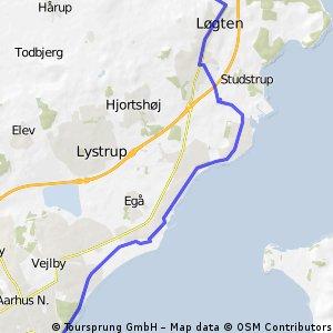 MS arbejde over Strudstrup