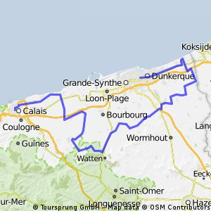 Calais - Dunkerque