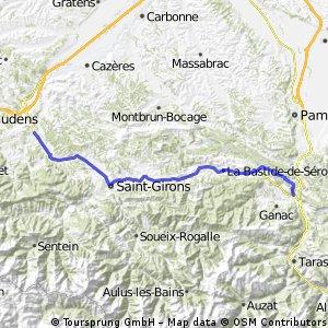Foix - Mane