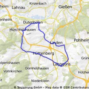 25 km Start Münchholzhausen