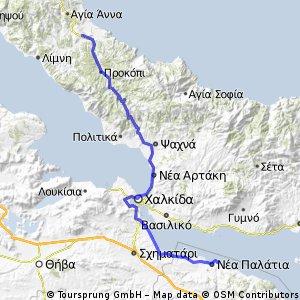2013.7.24 Halkida, Evia island