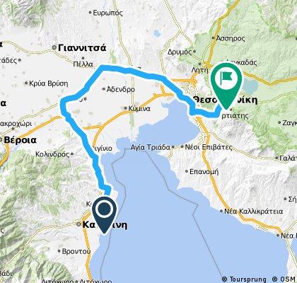 2013.7.29 Mount Olympos - Thessaloniki