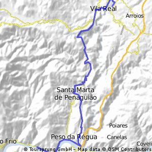 Caldas do Moledo - Vila Real