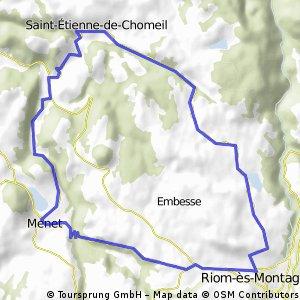 Saint Etienne de Chomail