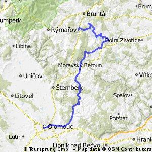 Slezská Harta a přírodní park Údolí Bystřice