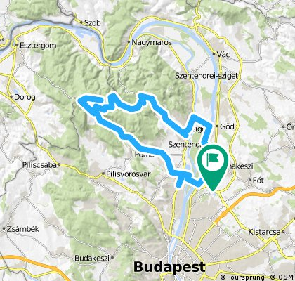 Dunakeszi-Dobogókő