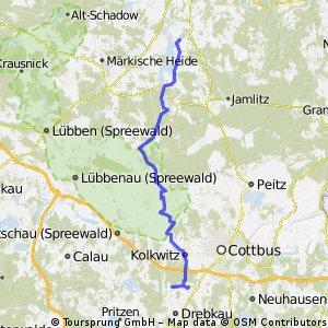 Niewisch am Schwielochsee - Leuthen