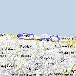 CICLOVIDA TOUR Día  #2