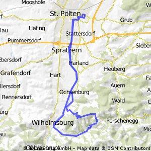 SagensteinTour (Start St. Pölten)