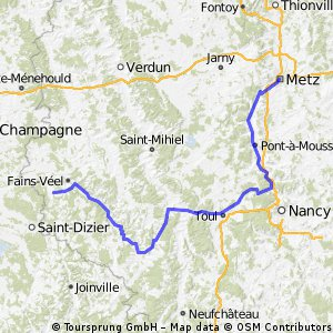 Metz-Bar-le-Duc