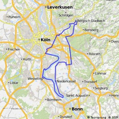Eine kurze Rheintour