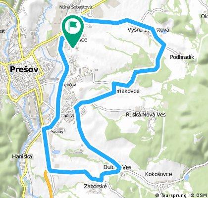 29km VS - Zaborske