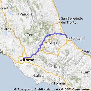 Roma - Pescara