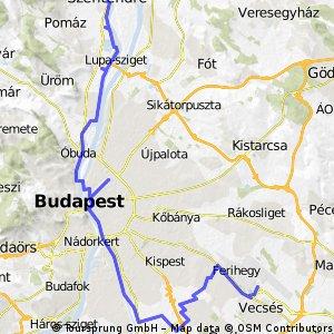 2013/2 - Budapest - Szentendre