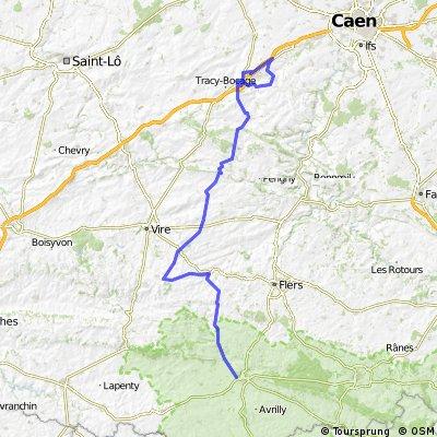 20130322 Tour de Normandie Cycliste stage 4