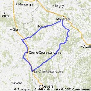 Burgund-Loiretour