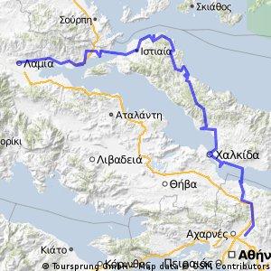 Evia 2013 Summer