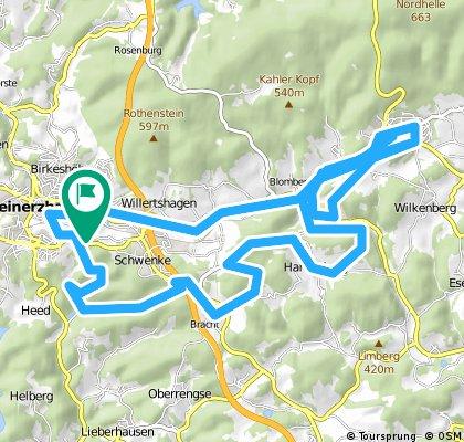 Sauerland Höhenflug Teil 1