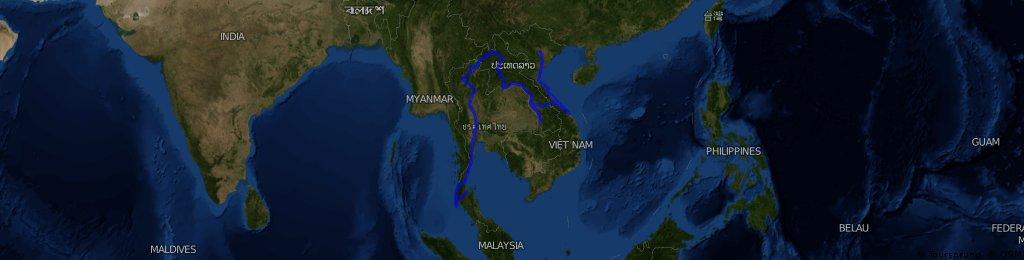 Thailande, Laos, Vietnam by bike. Doud'z & Noun'z