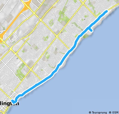 Bronte To Burlington
