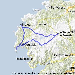 3 Santa Comba-Fisterra