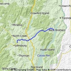 Hits North County Triathalon NY Half Bike 2013