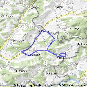 Dettighofen - Erzingen - Geißlingen