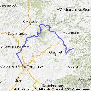 Toulouse--Teillet