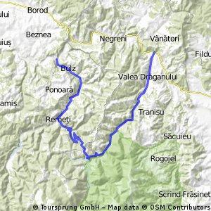 Bulz - Dragan - Valea Draganului