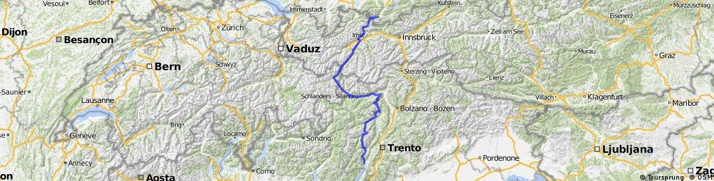 AlpenX - Garmisch Gardasee