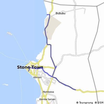 Stone Town - Bububu