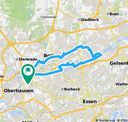 Tourenatlas Ruhrgebiet Tour 1