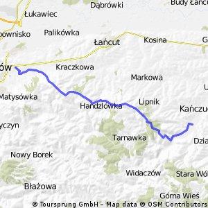 Rzeszów Łopuszka zalew