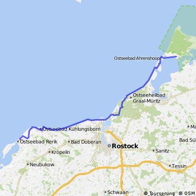 PG6 Born Rerik  82 km