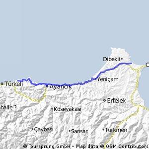Tasgüney - Sinop