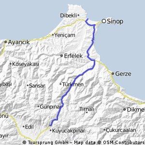 Sinop - Akcakese