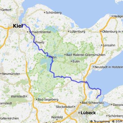 PG8 Travemünde Kiel 96 km