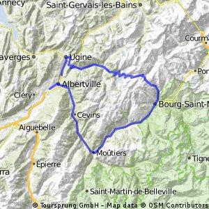 Albertville-BourgStMaurice