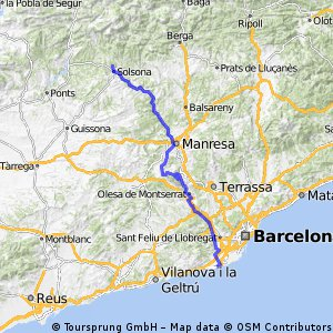 2013_Tag 01_Barcelona - Solsona