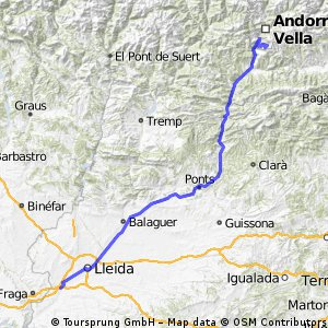 04 - Torre de Segre - Andorra Naturlandia-La Rabassa