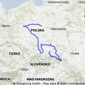 Beskid Niski-Bieszczady