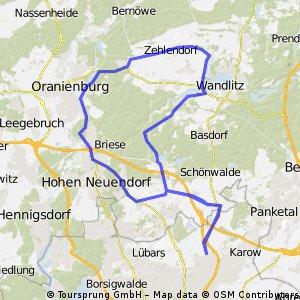 Nordberliner 70 km Runde