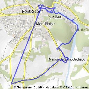 Tour De Pont Scorff