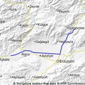 Çayköy - Karagöbek