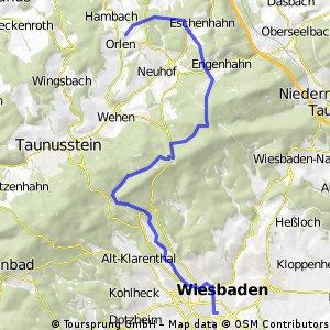 Wi Or über Kesselbachtal Wildpark